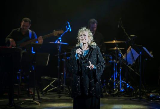 Petula Clark in concert