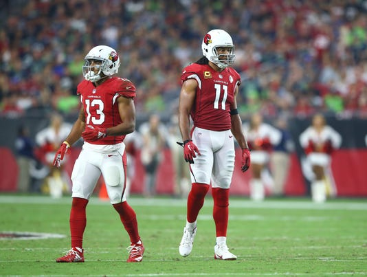 Nfl Seattle Seahawks At Arizona Cardinals