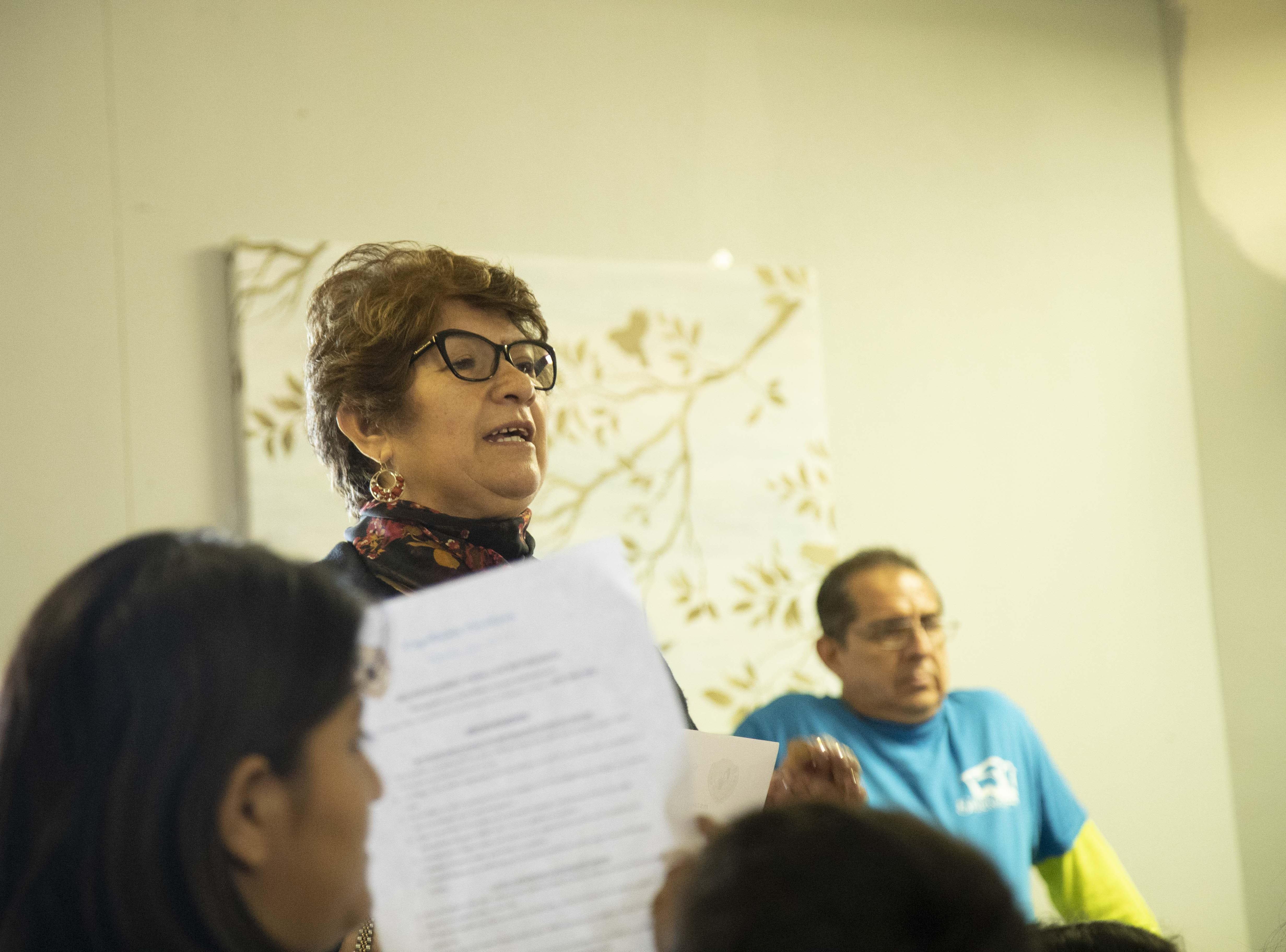 Casa de Oracion Number 2 in north Phoenix takes in migrant families.
