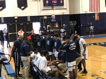 The Pioneers opened the season with a 62-57 win over the Plainsmen. Hear them discuss the game.