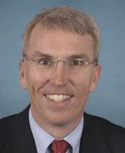 Former Republican Congressman Todd Platts