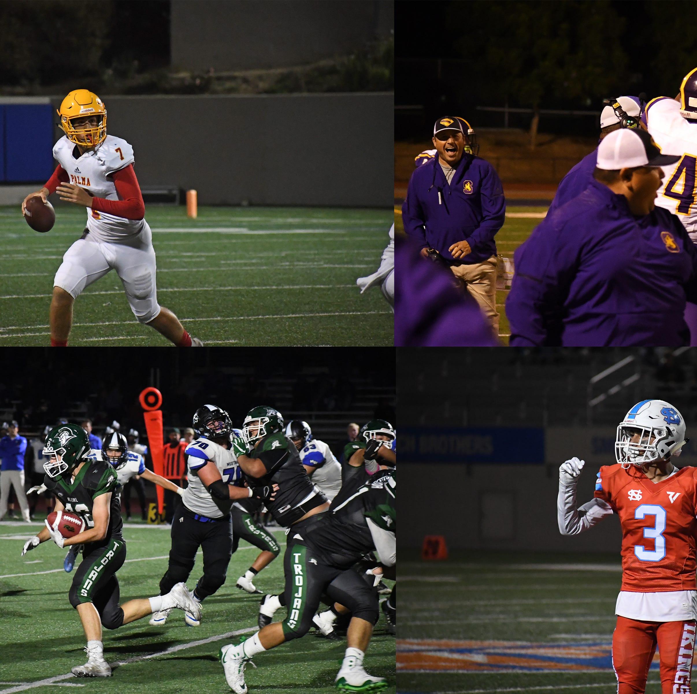 Here's your 2018 Salinas Californian All-Salinas Football Team