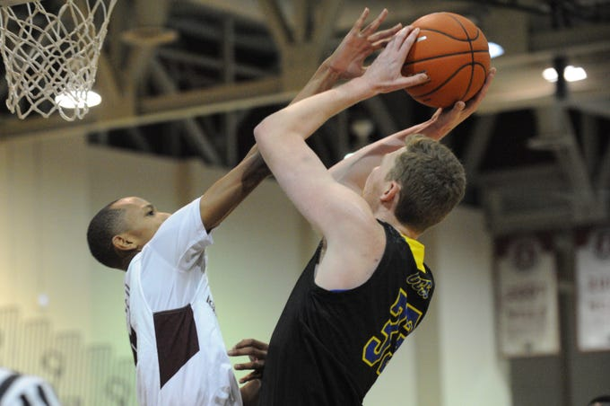 PHOTOS: UMES vs. Delaware men's basketball