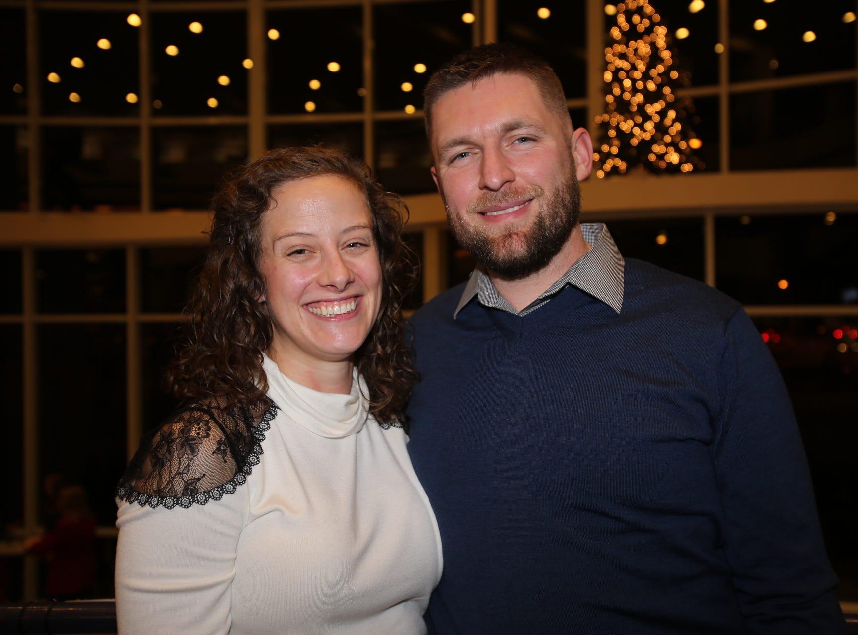 Rebecca and Joshua Braun