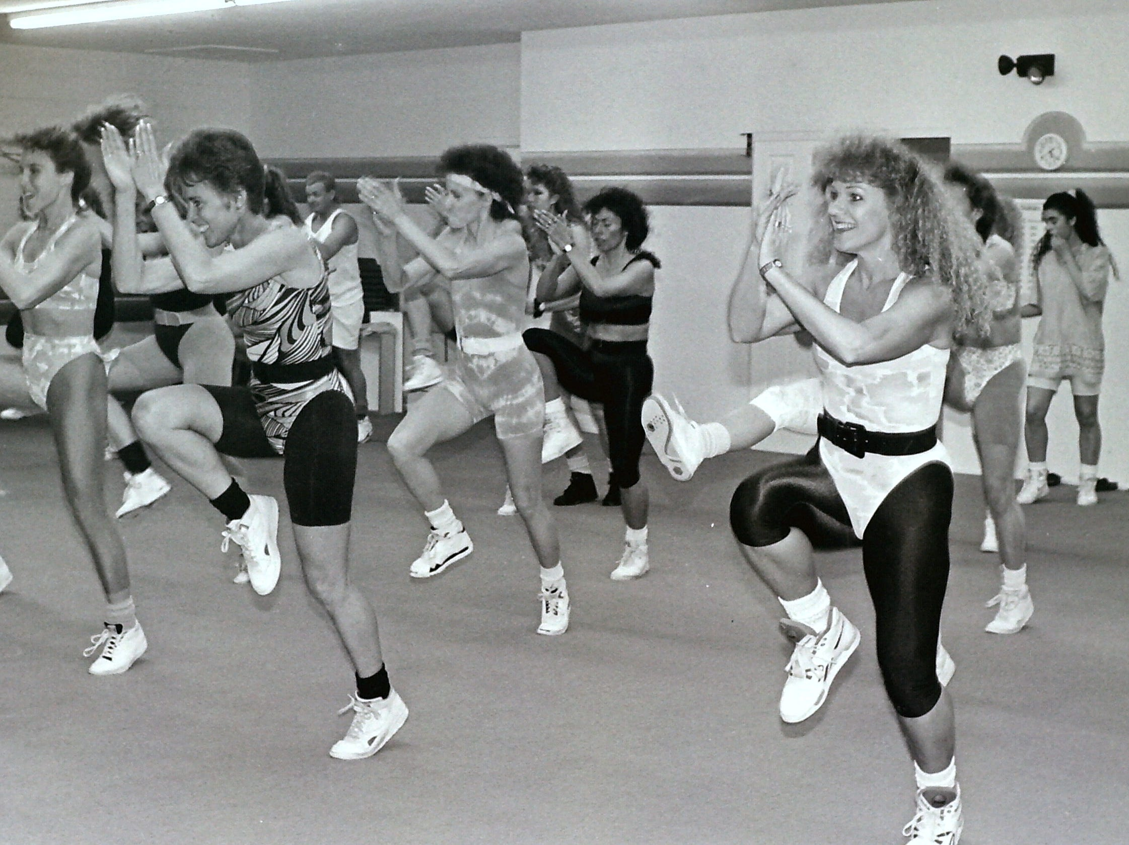 American Heat circa 1992.