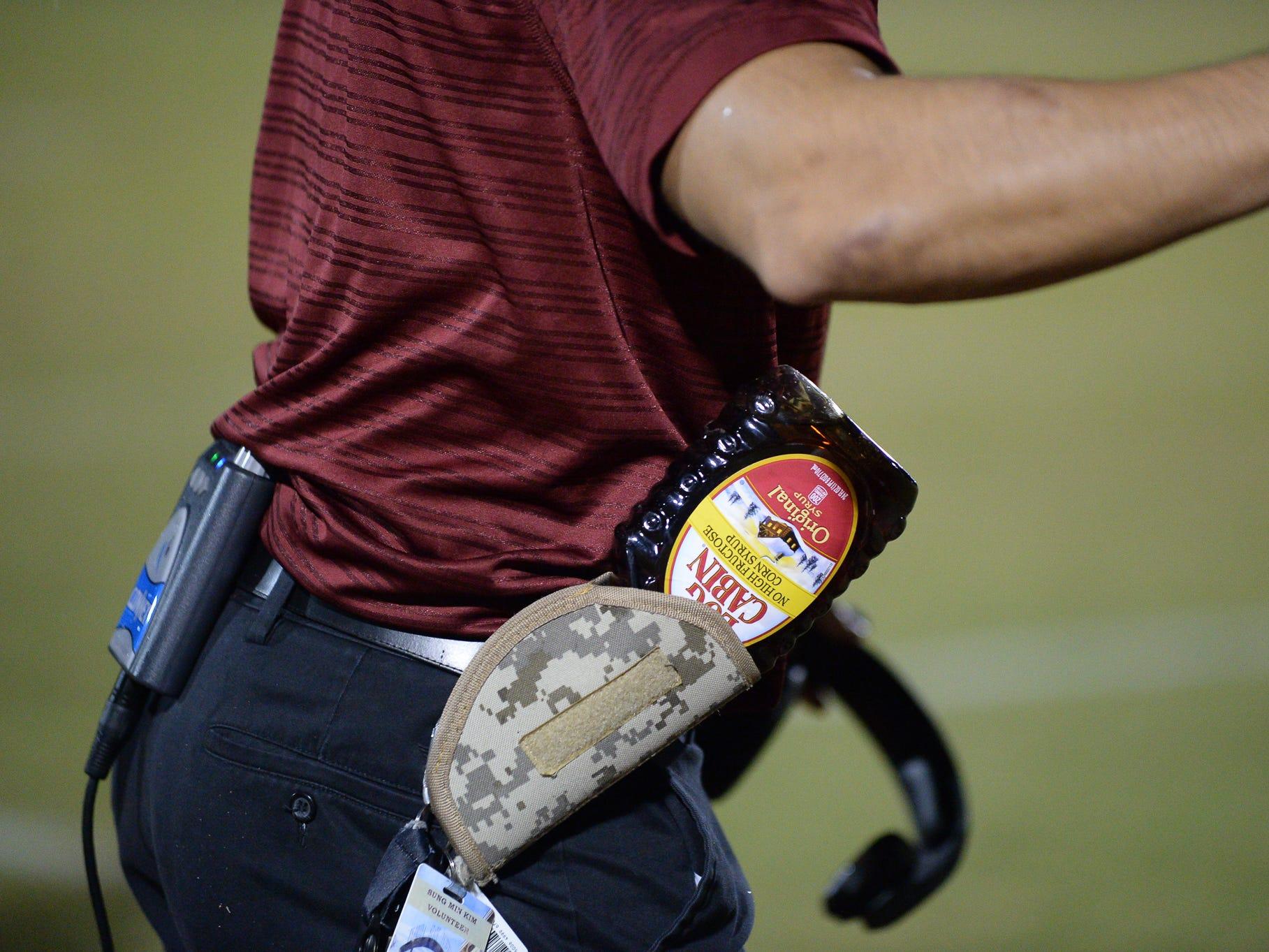 King's Academy Lions vs. Florida High Seminoles, Class 3A state semifinal, Tallahassee, FL, Nov. 30, 2018.