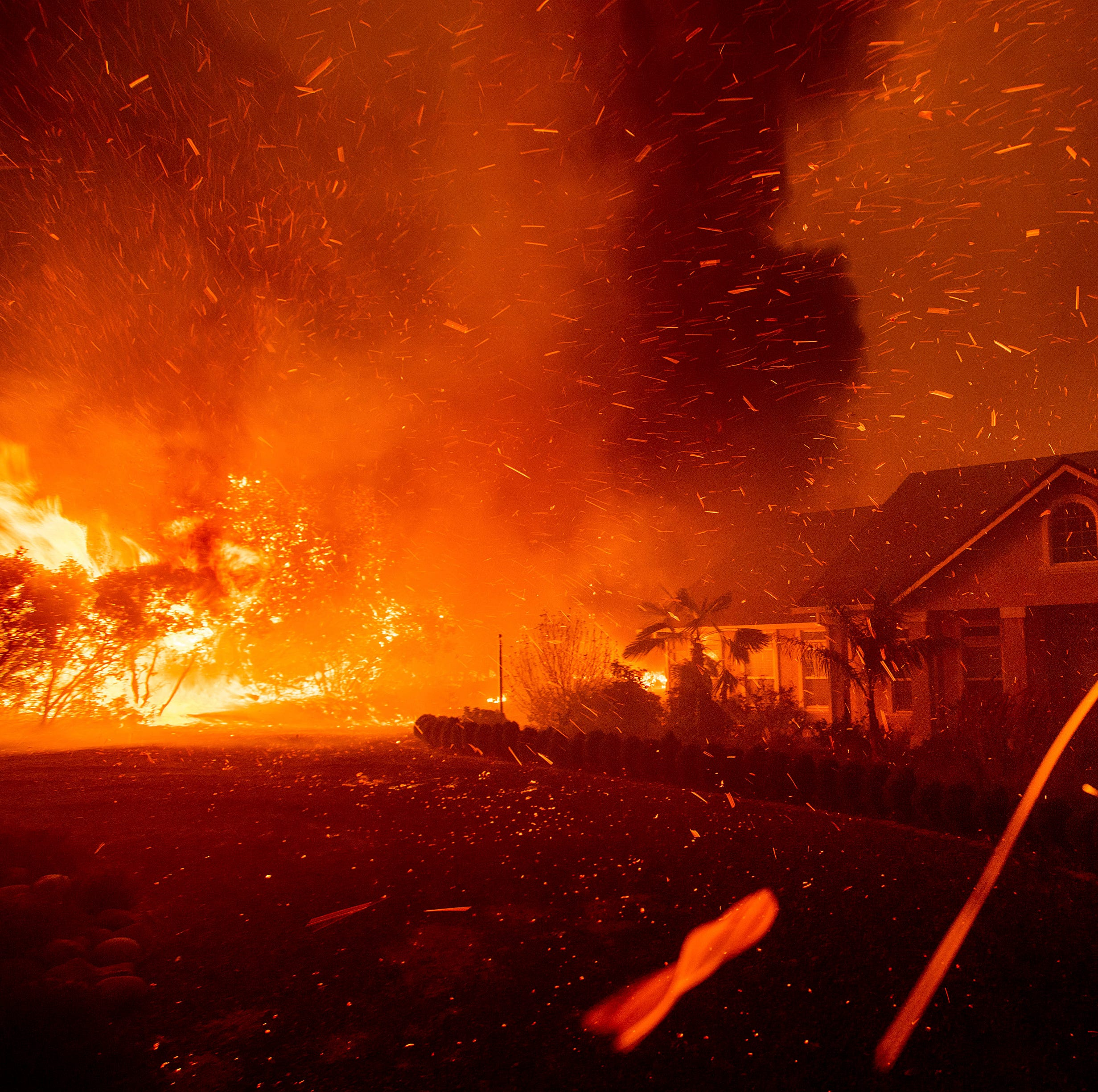 California's devastating wildfires a big reason to reassess our electric utilities