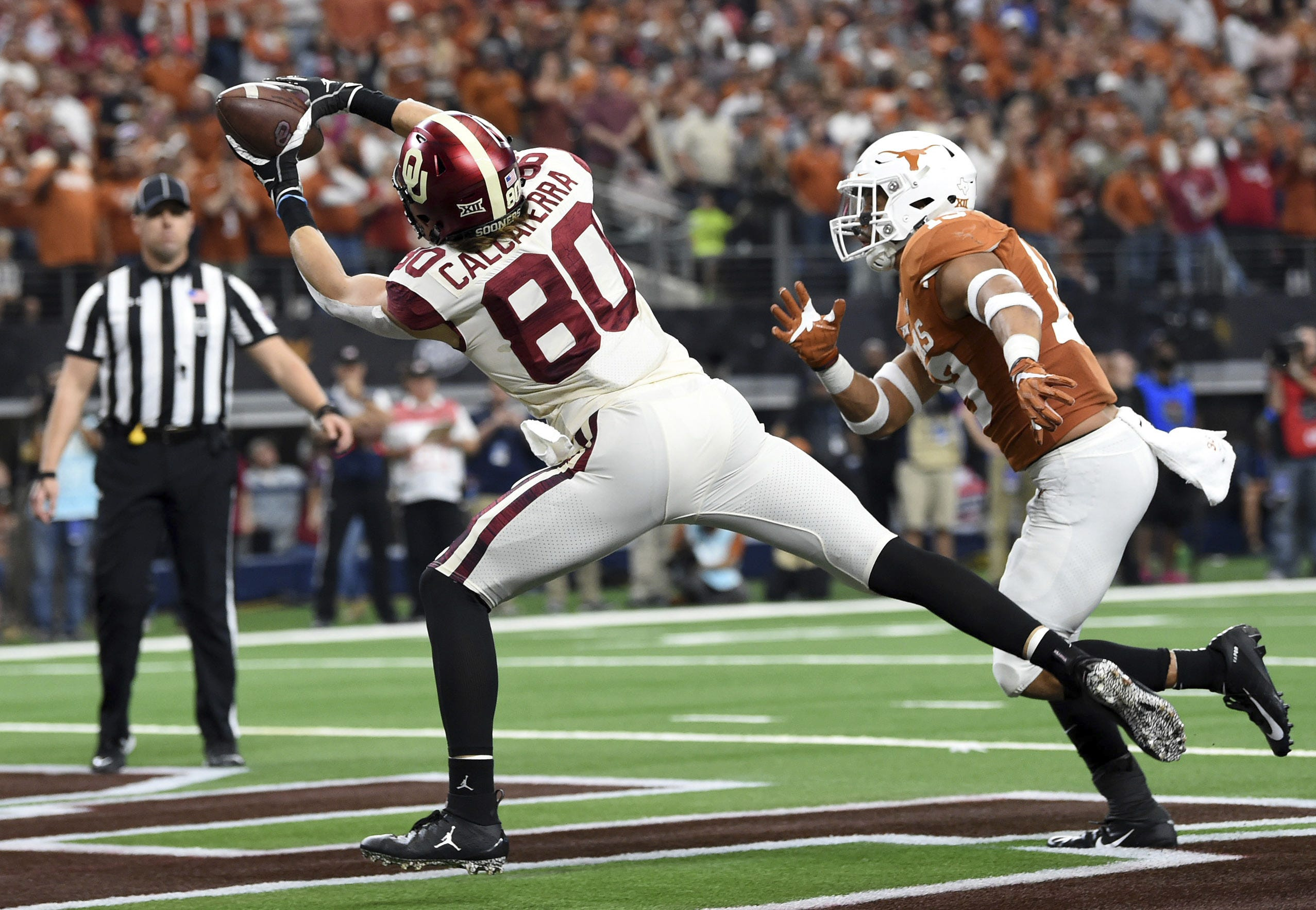 OU football: Kickoff time announced for Big 12 …