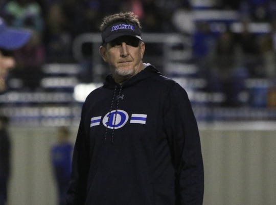 Decatur's Mike Fuller was named as a coach for the Oil Bowl on Wednesday.
