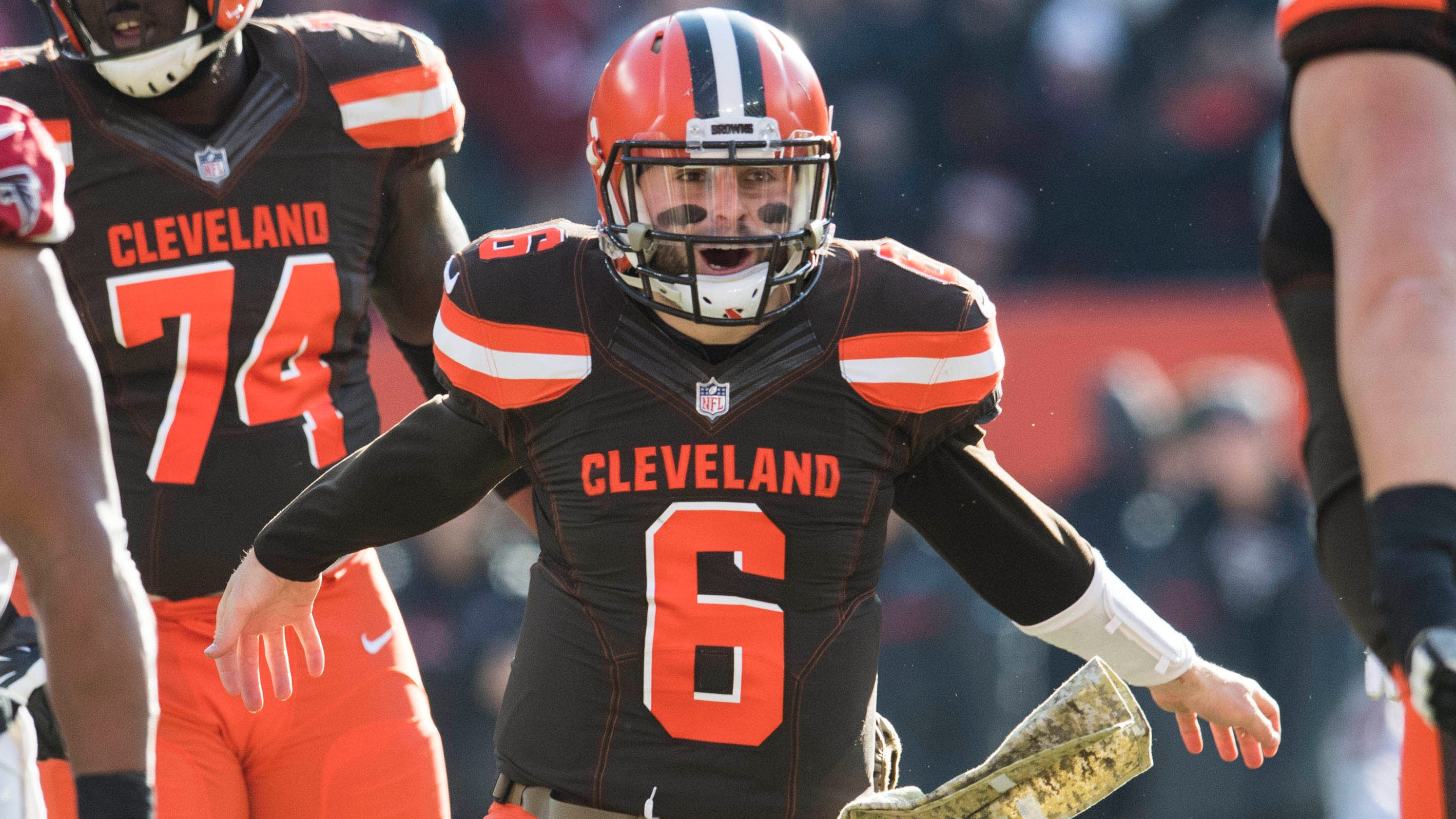 a83e20889 Baker Mayfield may be young. He may be brash. But he s good -- and he s got  the Browns on the rise