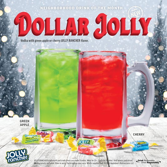 Applebee's Dollar Jolly