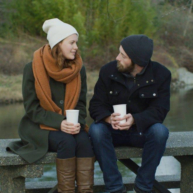 Jon (Dashiell Wolf) finds a possible friend in Olivia (Meranda Long).