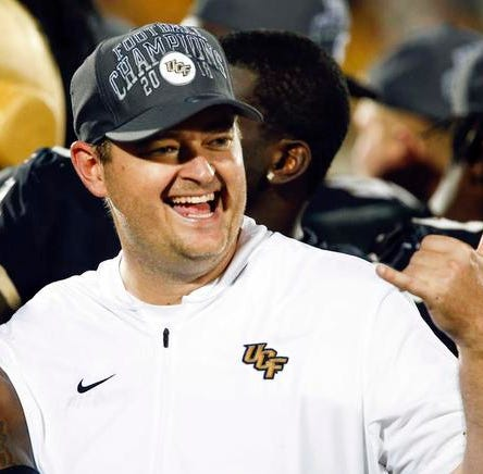 UCF's Heupel gets contract extension