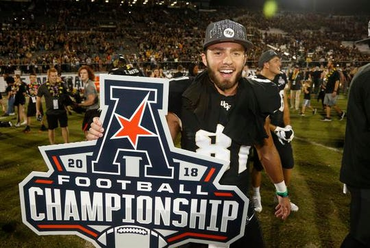 UCF will look to win its third straight American Athletic Conference Championship.