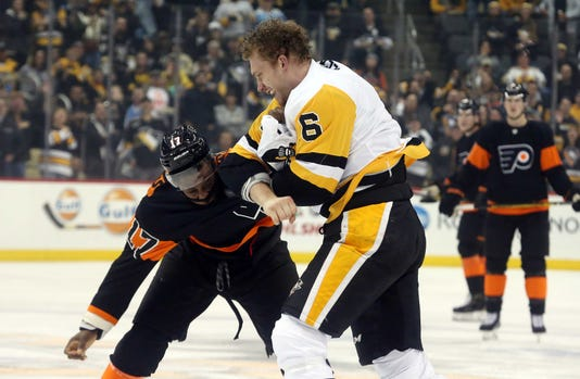 Nhl Philadelphia Flyers At Pittsburgh Penguins