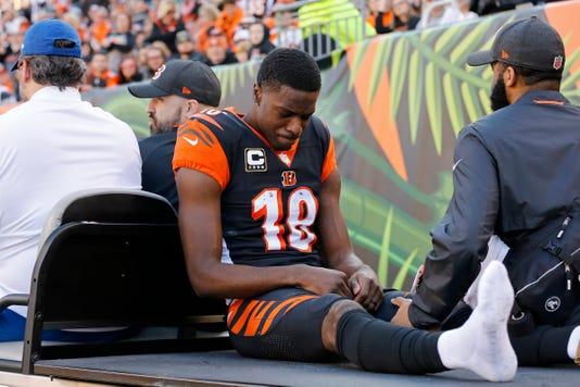 Denver Broncos At Cincinnati Bengals