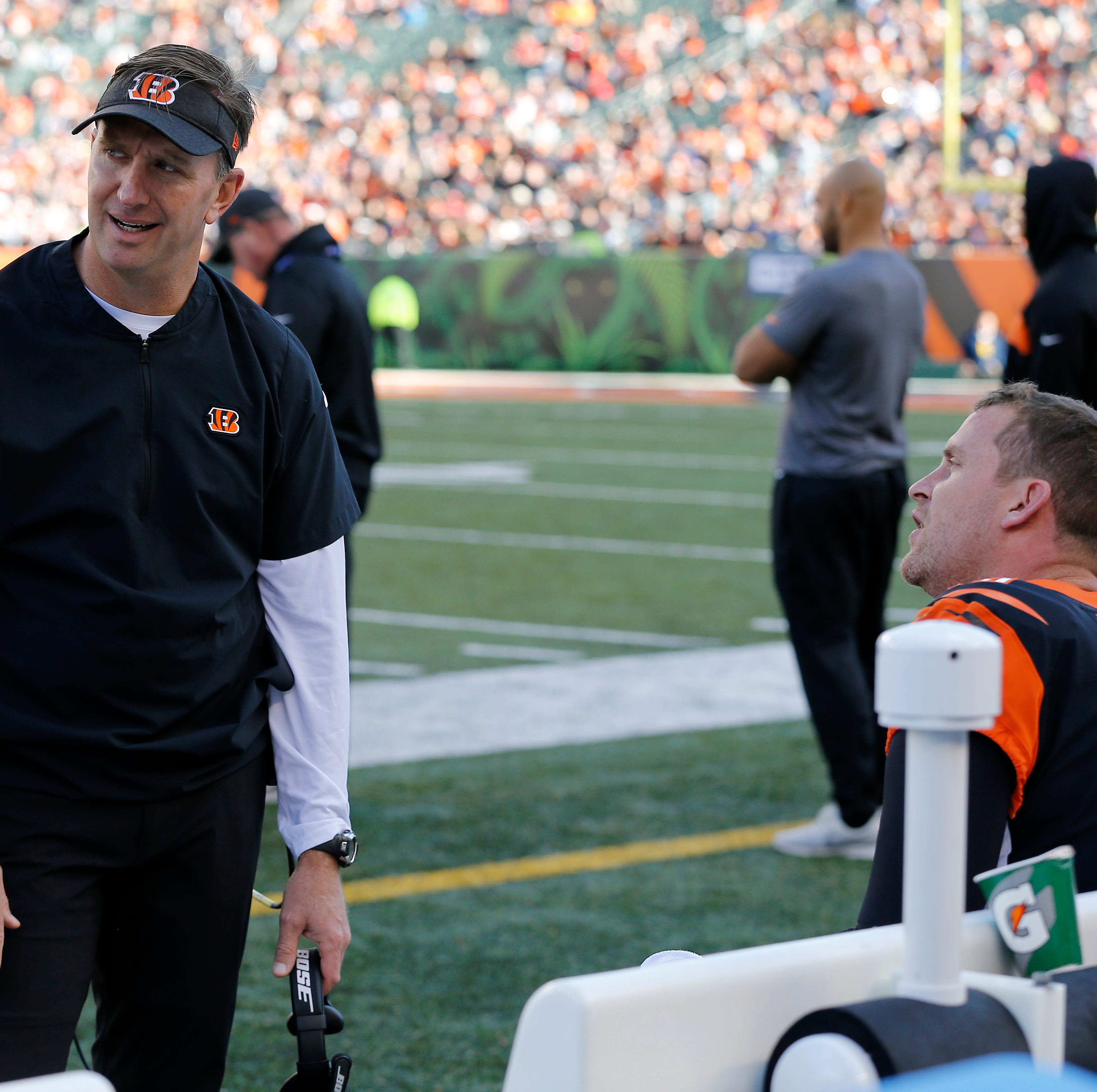 Cincinnati Bengals 2019: Holdovers from Marvin Lewis 'all want things to be sparked again'