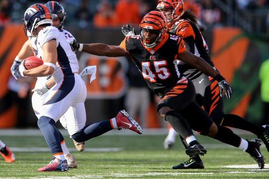 Denver Broncos Vs Cincinnati Bengals 12 02 2018