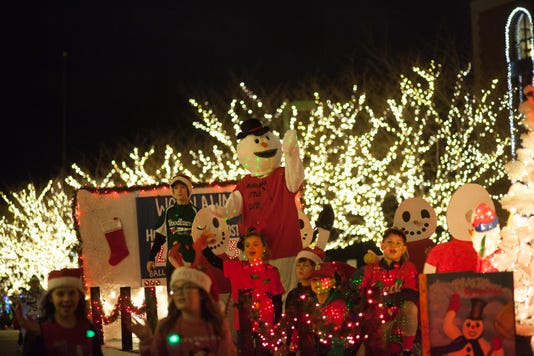 20181201 Christmas Parade 3248