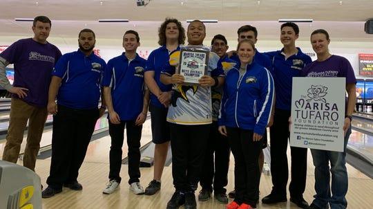 The North Brunswick boys team won the Marisa Tufaro Classic