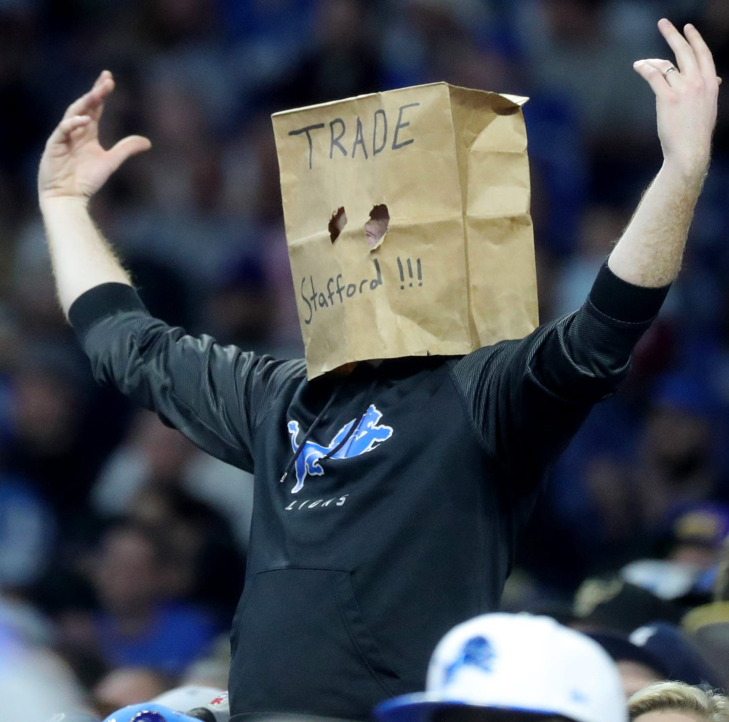 This Detroit Lions-loving reverend can't stand the idea of tanking