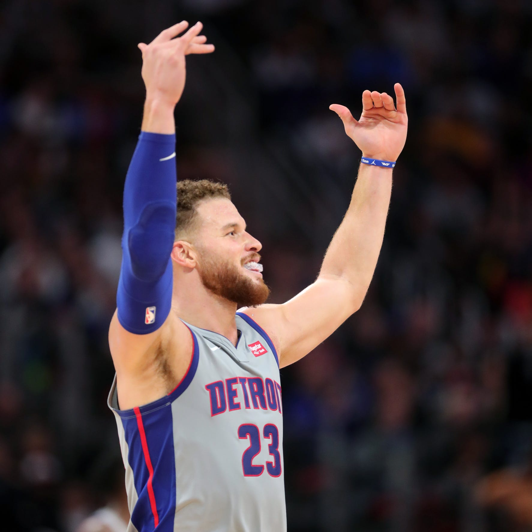 Pistons' Blake Griffin 3rd-team All-NBA; no supermax extension for Andre Drummond
