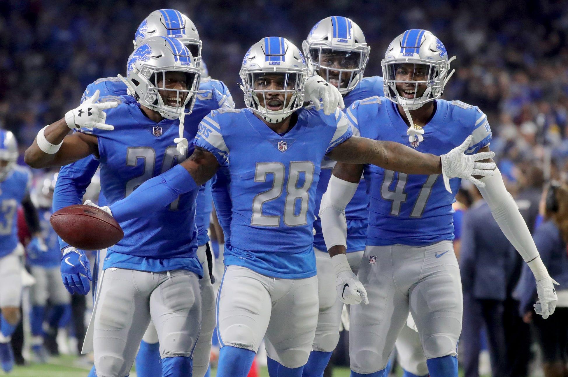 Detroit lions suck