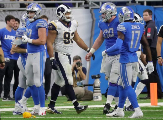 Ndamukong Suh will always love Detroit, and crushing the Lions