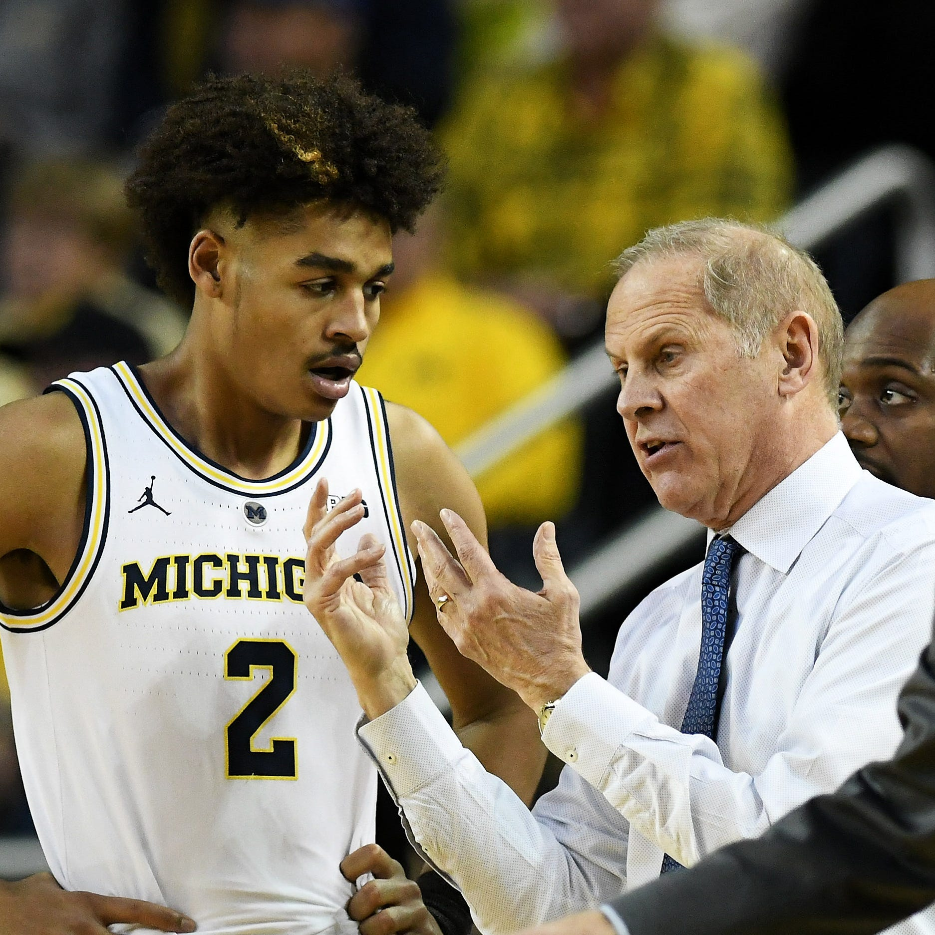 NBA draft decisions a 'difficult dance' for Michigan, Beilein