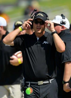 Head coach Tim Lester will lead Western Michigan into the Potato Bowl against BYU.