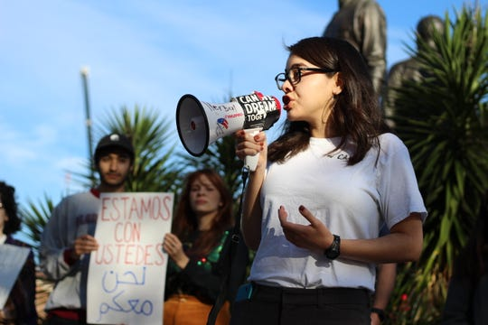 Xiomara Garay speaks about her personal experience as the daughter of two immigrants.