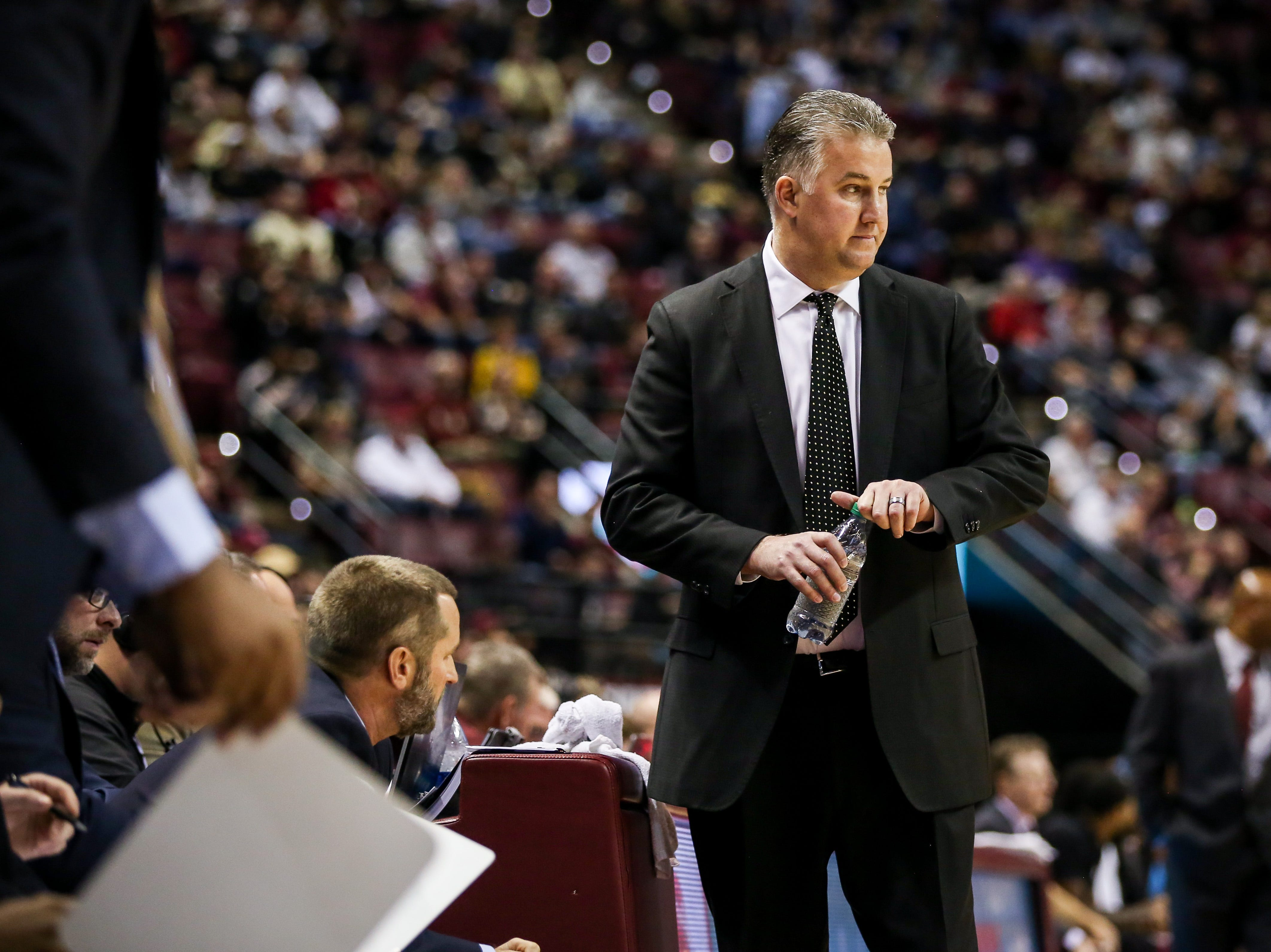 Purdue Basketball Head Coach, Matt Painter, led his team to a solid 5-1 run up until Wednesday, November 28th against Florida State.