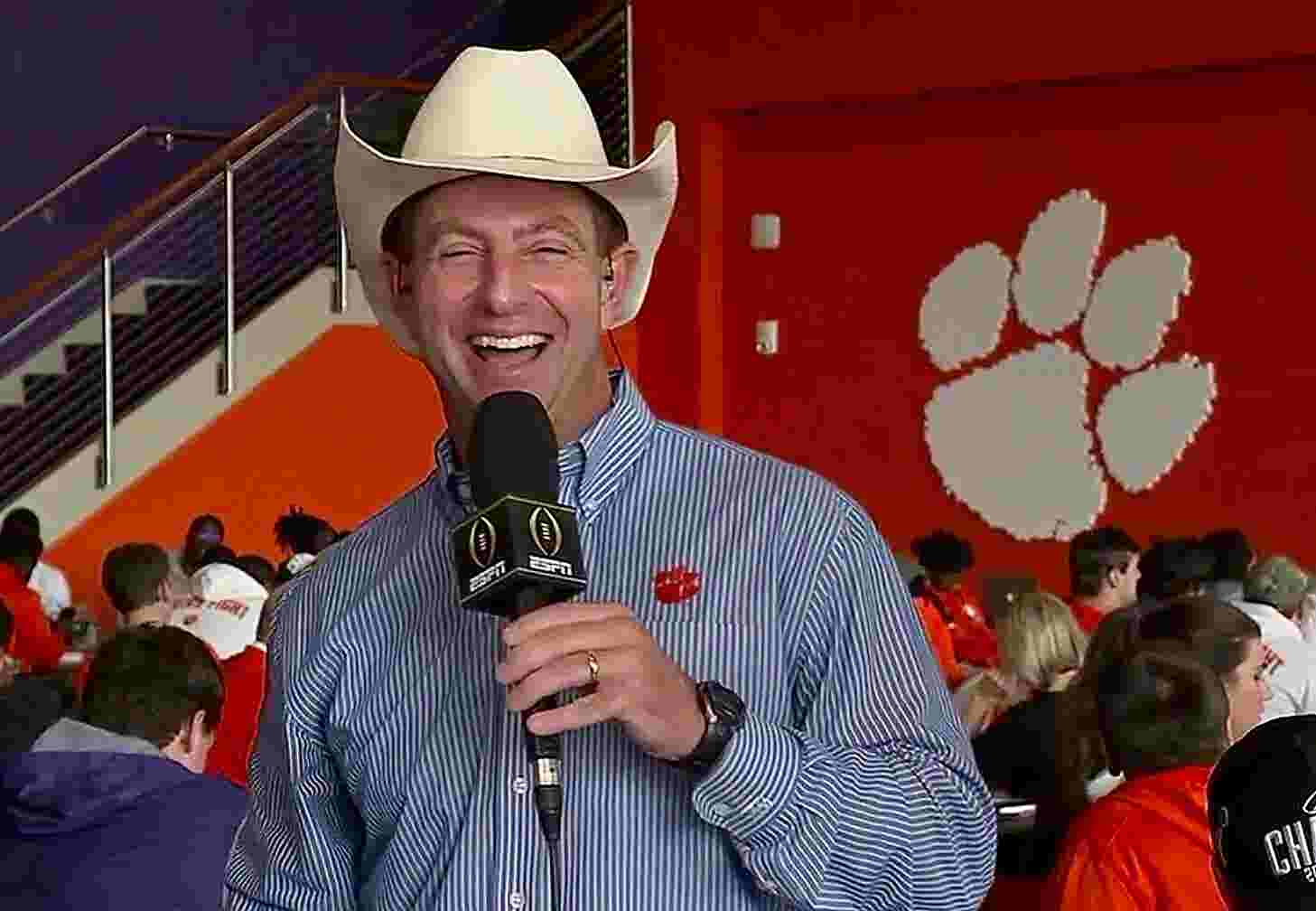 Clemson to face Notre Dame in battle of unbeatens in Cotton Bowl 40f38a4fedb