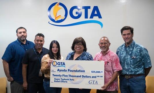 Gta Ayuda Foundation Presentation