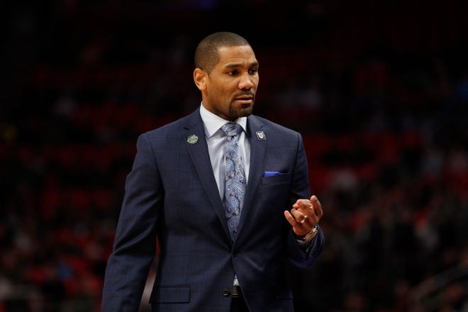 FILE – LaVall Jordan's Bulldogs were pushed around by the Billikens in Saturday's road loss in St. Louis.