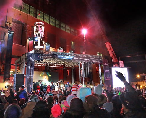 Georgia Street New Year\'s Eve celebration won\'t happen this year