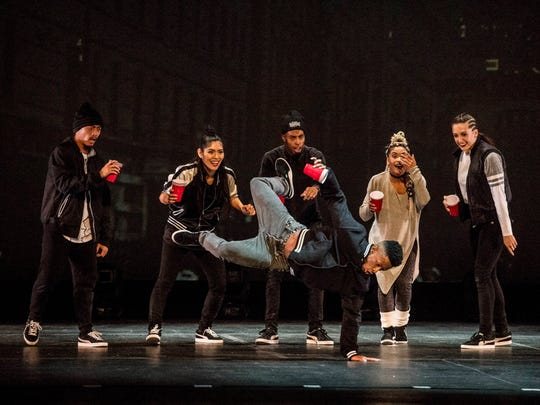 """Hip Hop Nutcracker"" will make a Dec. 7 visit to the Murat Theatre in Old National Centre."