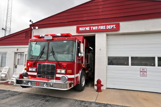 The Wayne Township Volunteer Fire Department's vehicles are decades old.