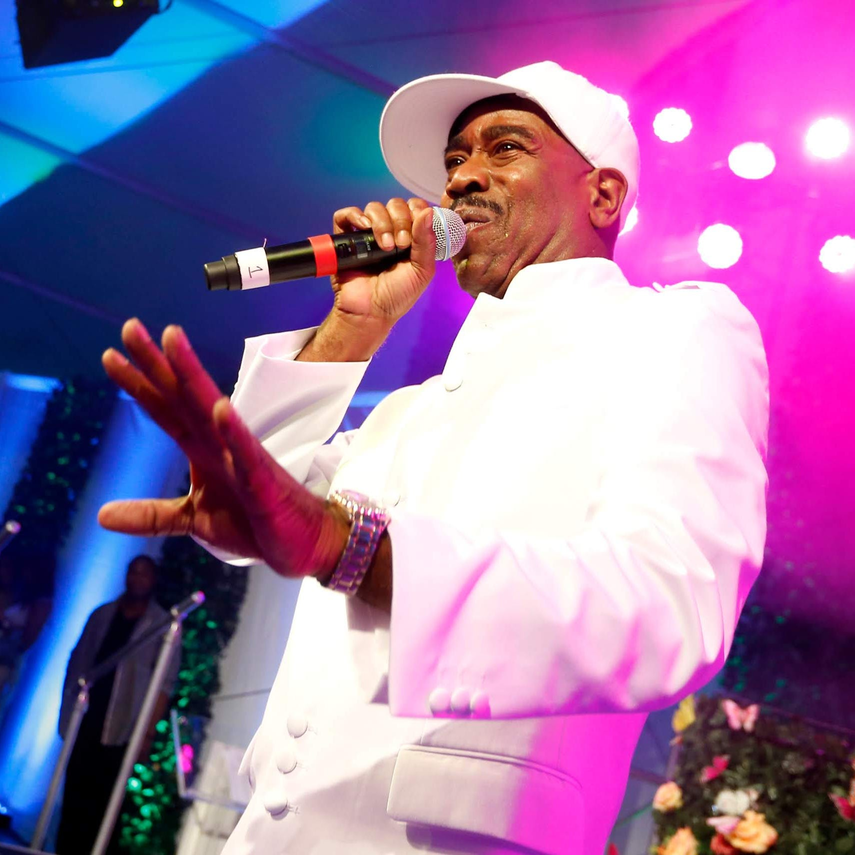 Kurtis Blow says Queen's 'Another One Bites the Dust' followed lead of his Christmas rap