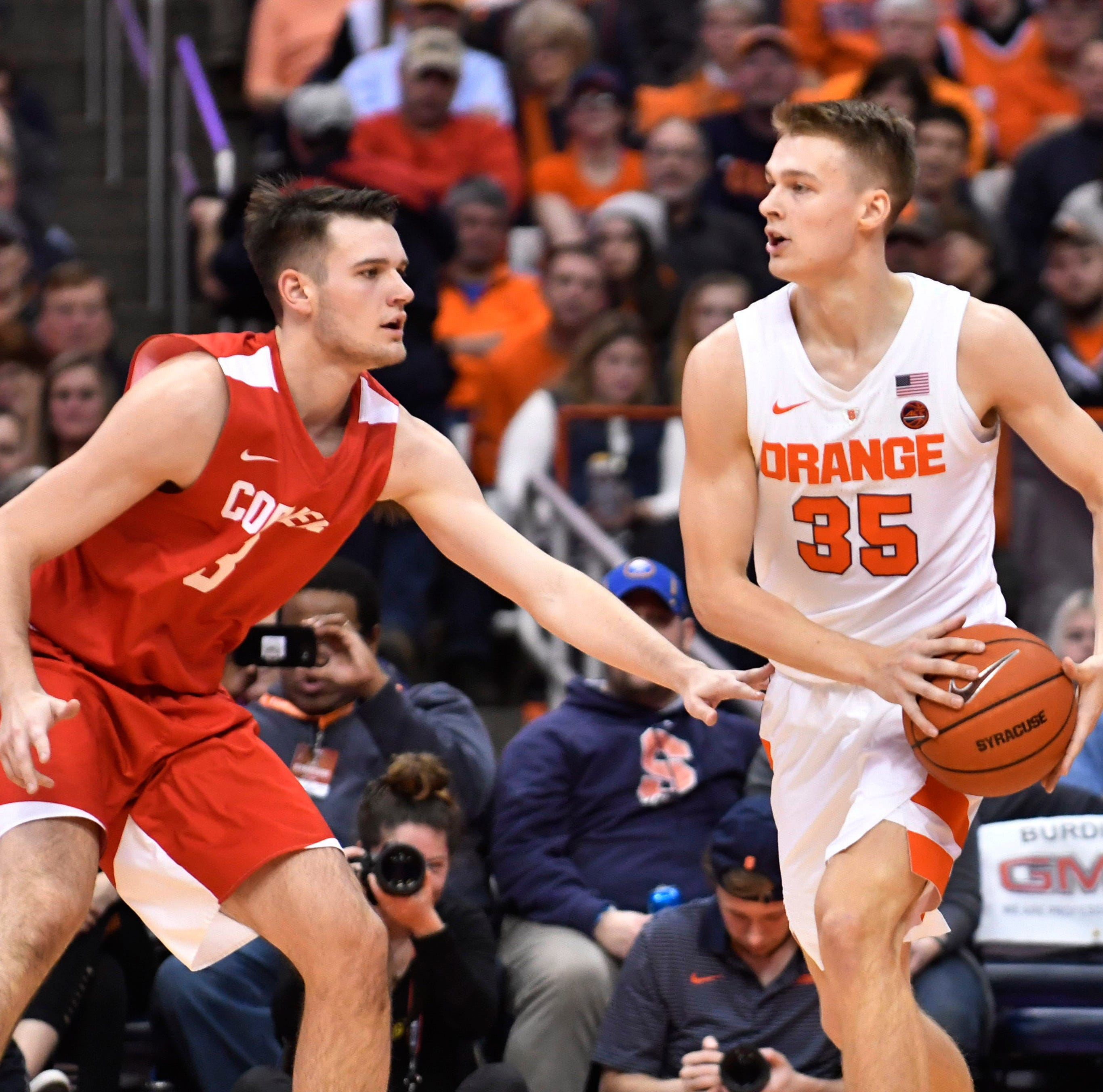 Syracuse vs. Cornell basketball: Social media adores Boeheim, Boeheim, Boeheim game