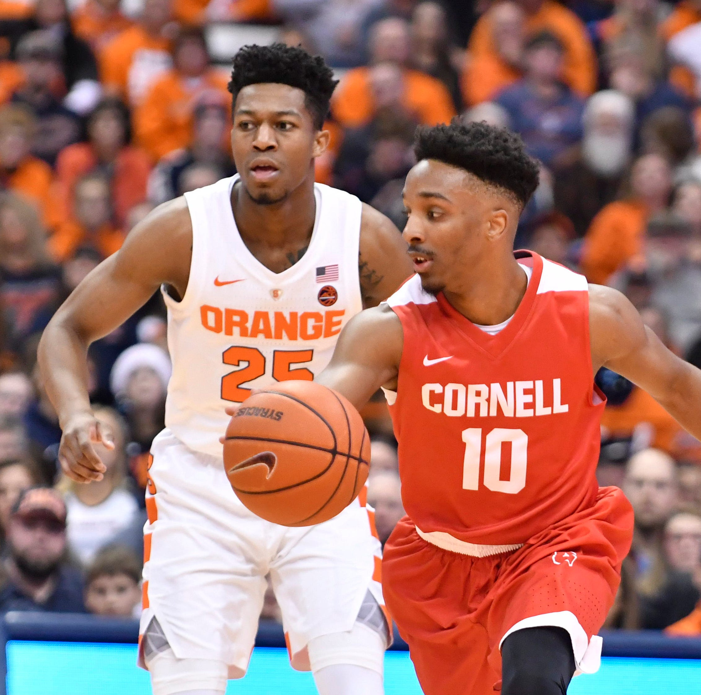Syracuse vs. Cornell basketball: How to watch on TV, stream online