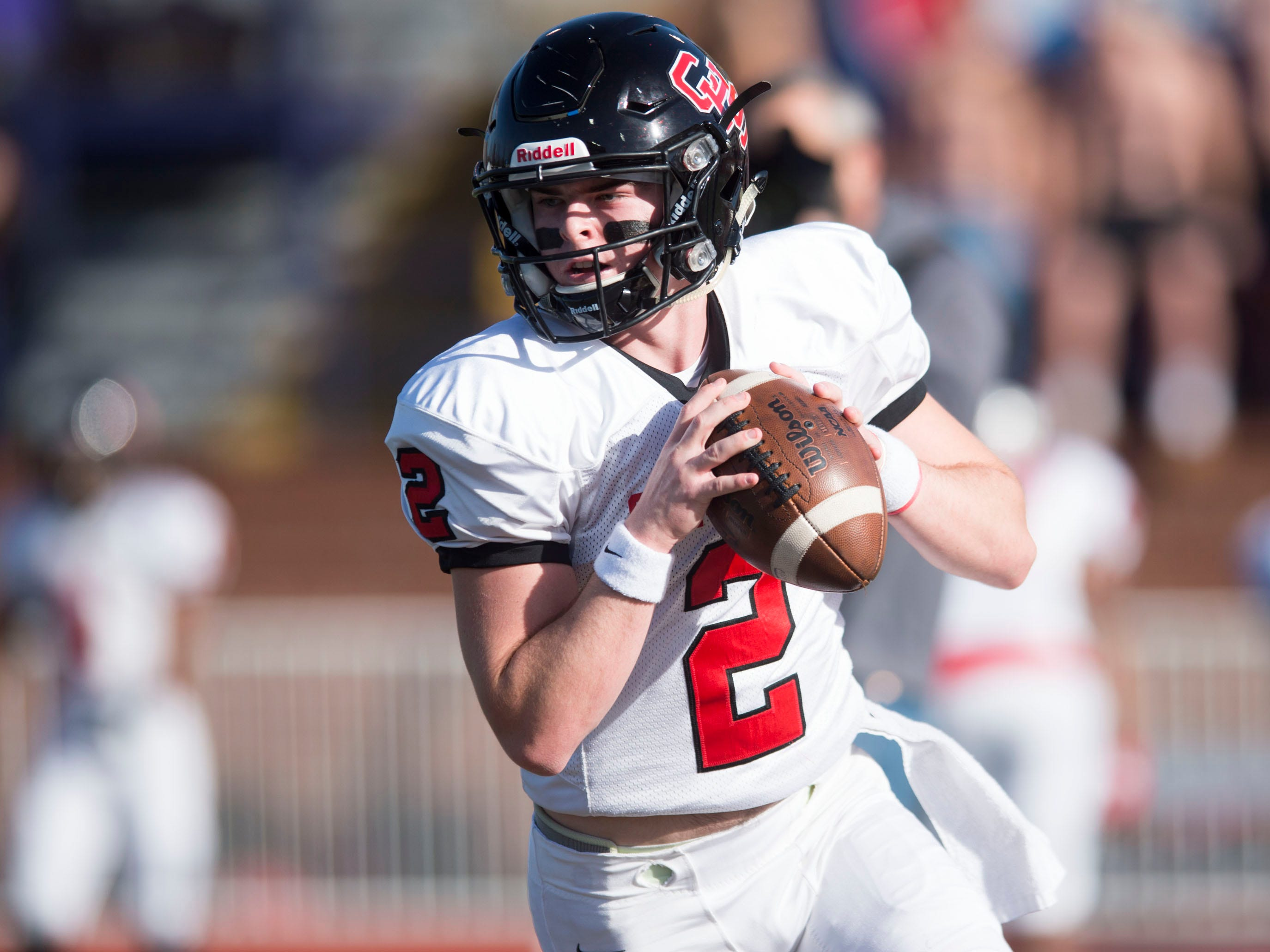 Top 10 high school football quarterbacks in the Knoxville area for the 2019 season