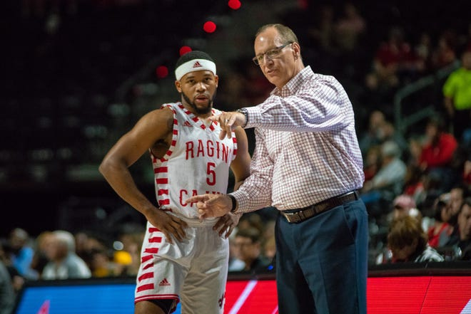 The UL Ragin' Cajuns took a break from final exams Wednesday night to take a little pop quiz against Loyola of New Orleans at the Cajundome.