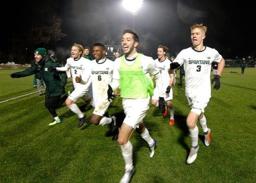 College Cup: Michigan State men's soccer 'confident' in ...