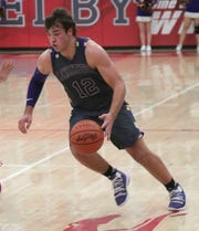 Lexington's Ben Vore helped the Minutemen get back on track with a 16-point win over Sandusky on Friday night.