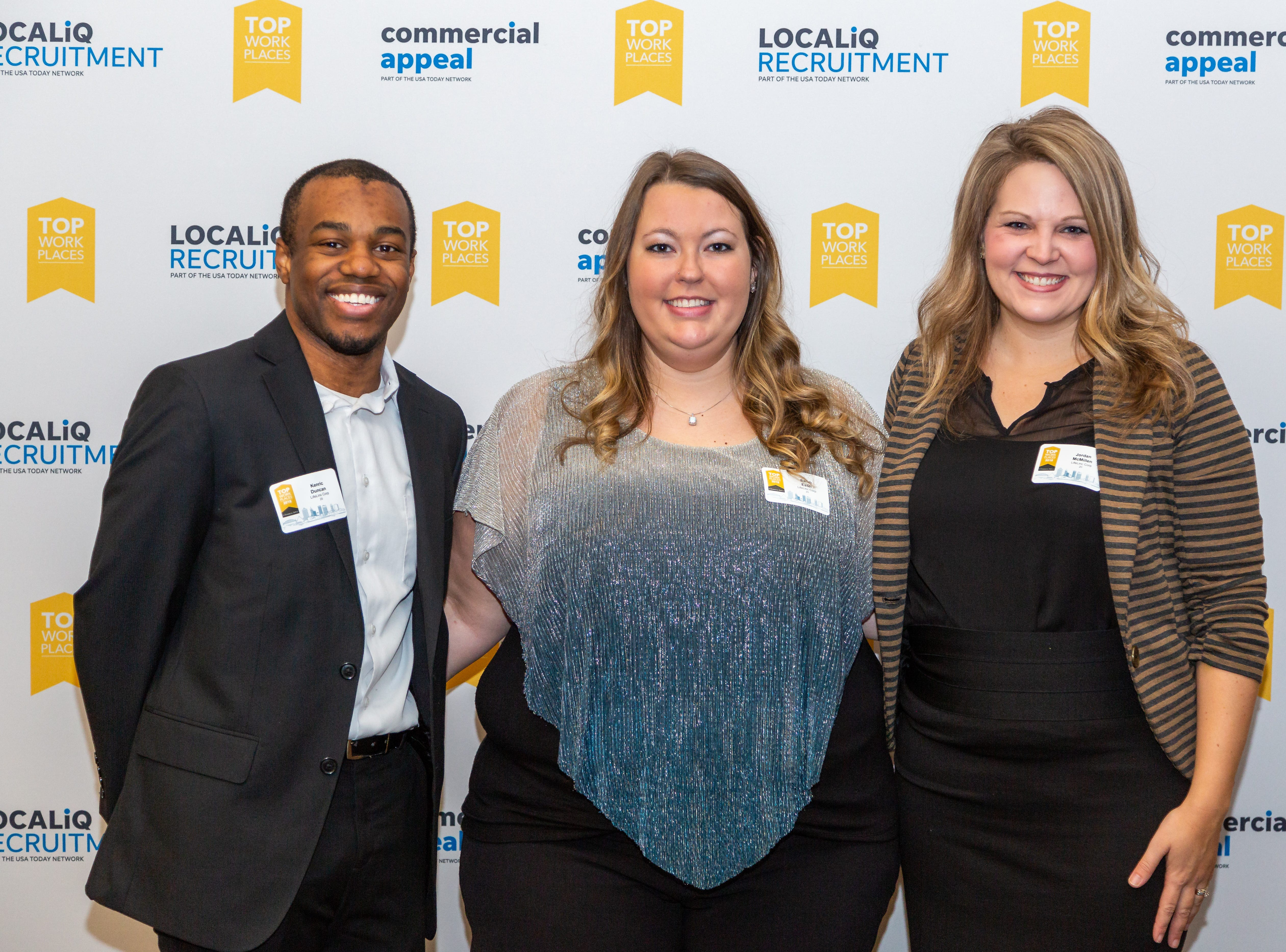 The Commercial Appeal Top Workplaces 2018 celebration breakfast.