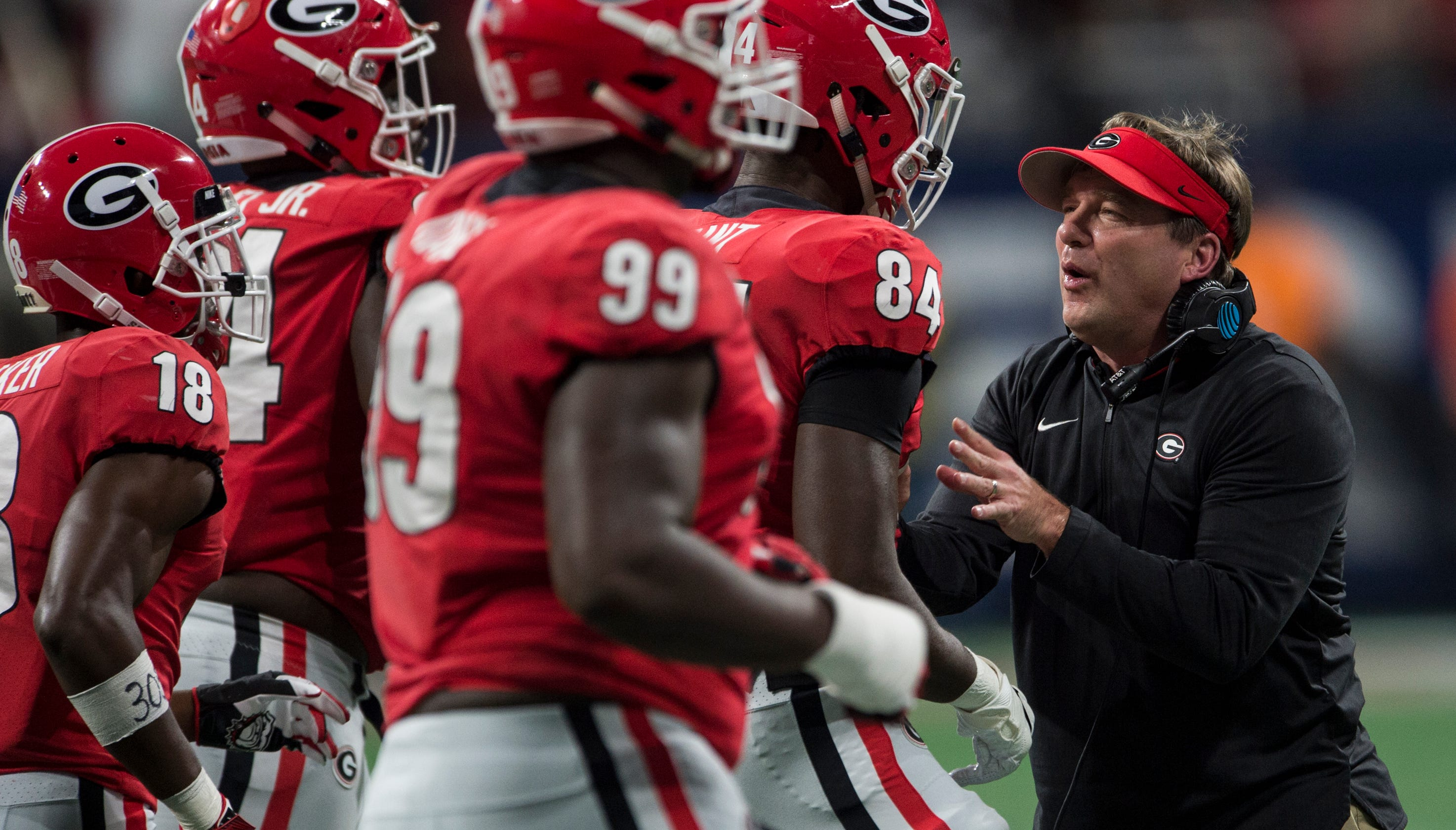 How Georgia lost the SEC Championship game to Alabama 1a831aec8
