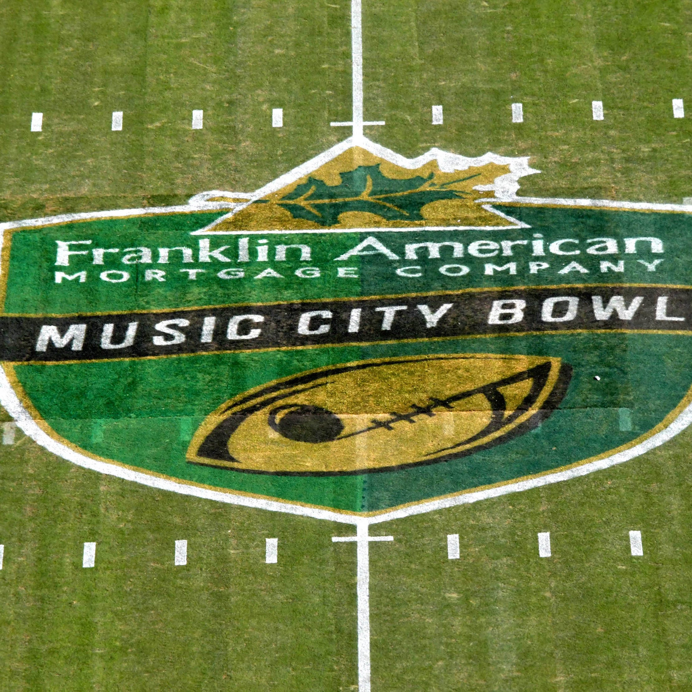 Franklin American Mortgage Music City Bowl logo...