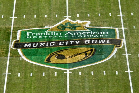 Ncaa Football Music Bowl Kentucky Vs Northwestern