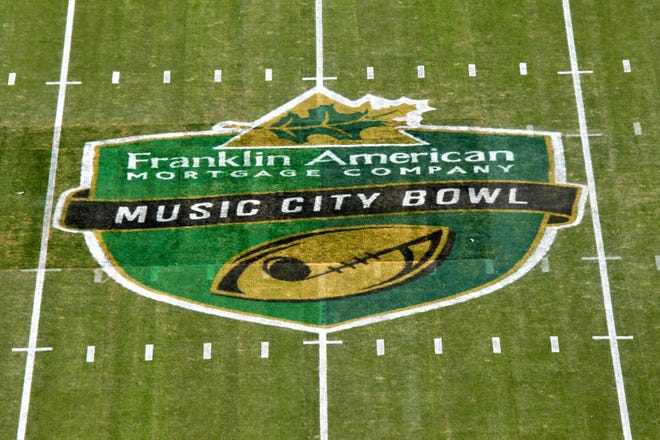 Franklin American Mortgage took over as the Music City Bowl's title sponsor from Gaylord Hotels in 2010.